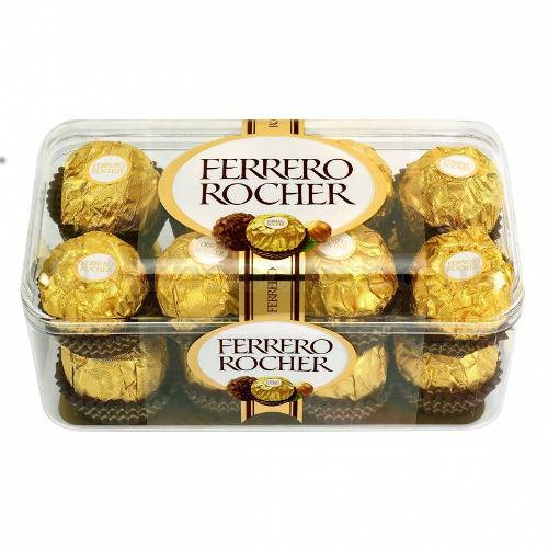Ferrero Rocher kerst chocolade kerstboom