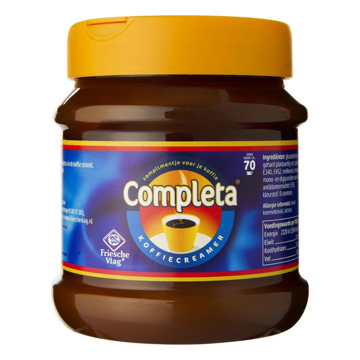 Friesche Vlag Completa Coffee Creamer Jar  (200 gr.)