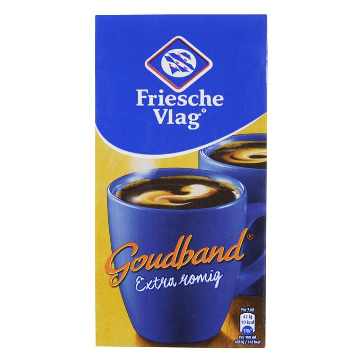 Friesche Vlag Goudband Coffe Creamer Extra Creamy (455 ml.)
