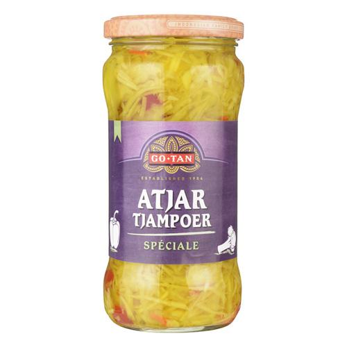 Go-Tan Atjar Tjampoer