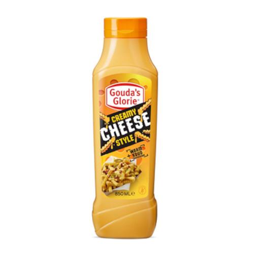 Gouda\'s Glorie Creamy Cheese Style Sauce (850 ml.)