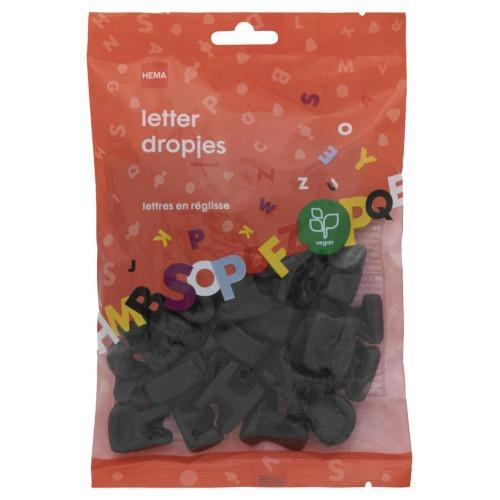HEMA Letter Dropjes (150 gr.)