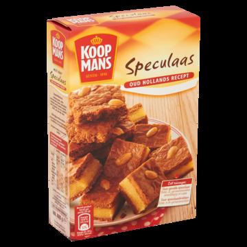 Koopmans Mix voor speculaas (400 gr.)