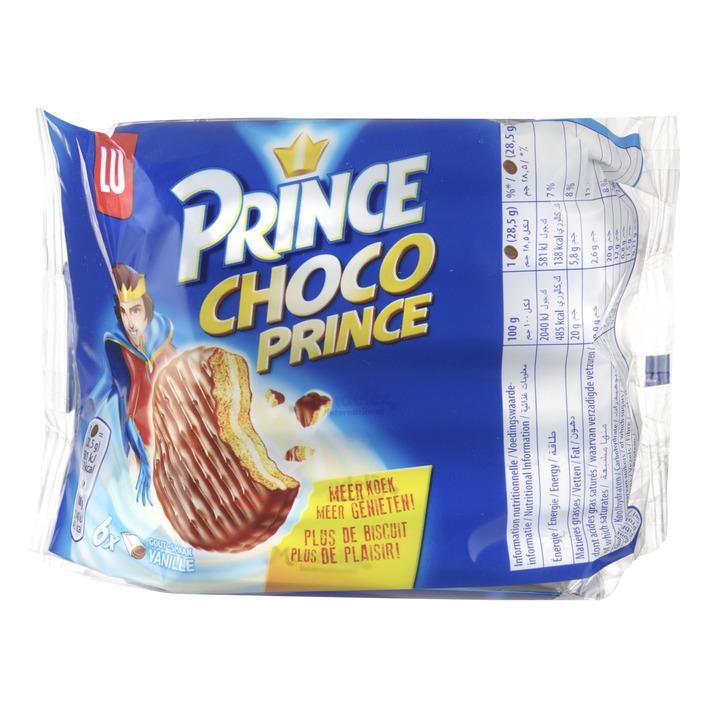 Prince Choco Prince Vanille (171 gr.)