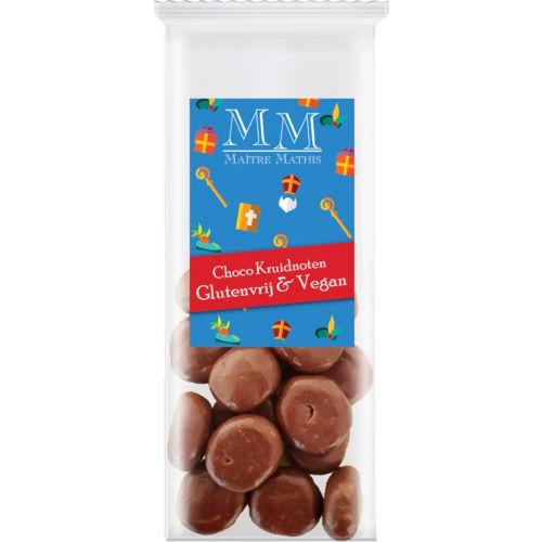 Glutenvrije vegan chocolade kruidnoten