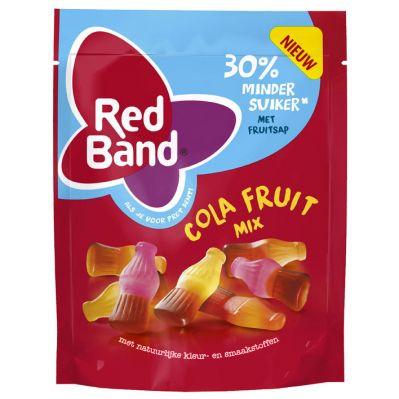 Red Band Cola Fruit Mix 30% Minder Suiker