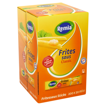 Remia Fritessaus Classic Sticks (200 x 20 ml.)