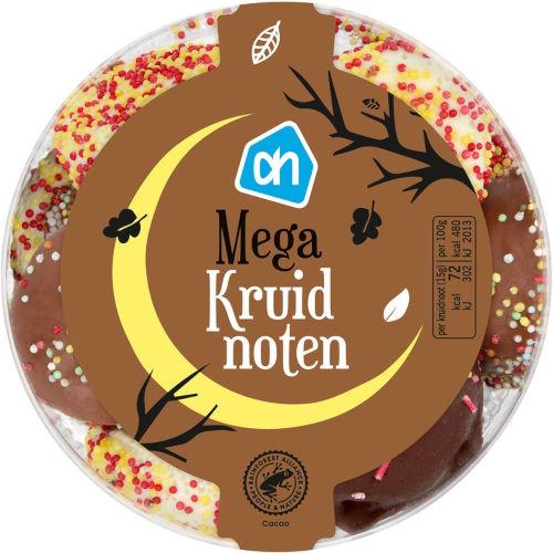 Sinterklaas mega chocolade kruidnoten mix