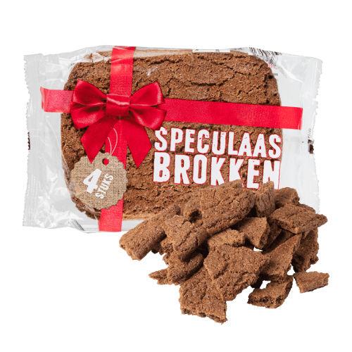 Sinterklaas speculaasbrokken