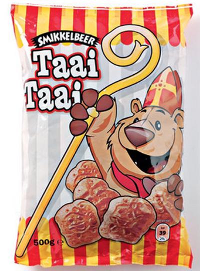 Smikkelbeer Taai Taai (500 gr.)