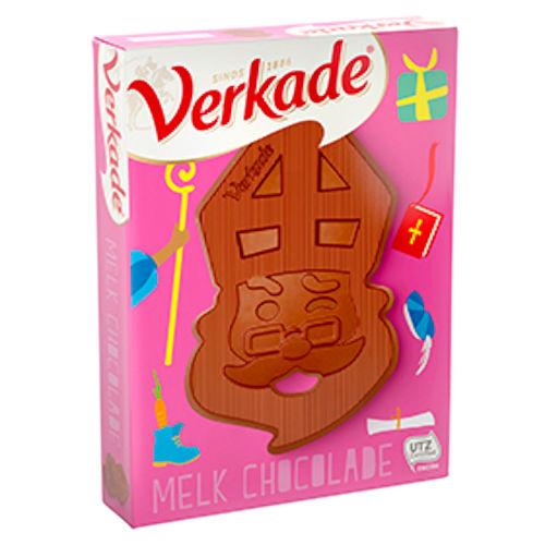 Verkade Chocoladeletter Sintje melk