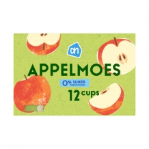 appelmoes cups