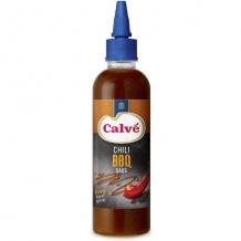 Calvé Chili BBQ Saus (215 ml.)