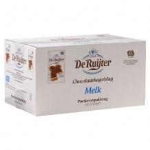 De ruijter melk hagelslag klein verpakking portiepacks