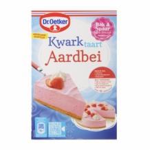 Dr. Oetker Kwarktaart Aardbei (445 gr.)