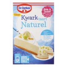 Dr. Oetker Kwarktaart Naturel (425 gr.)