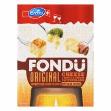 emmi zwitserse kaas fondue