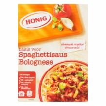 Honig basis voor spaghetti bolognese