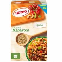 Honig 5 minuten macaroni