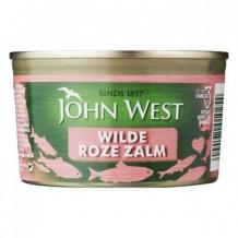 John West Wilde Roze Zalm (213 gr.)