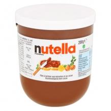 Nutella hazelnootpasta 200 gram