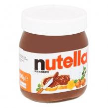 Nutella hazelnootpasta 400 gram