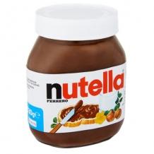 Nutella hazelnootpasta 630 gram