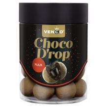 Venco chocolade drop puur