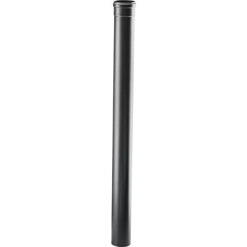 100cm rvs buis afvoermateriaal pelletkachel