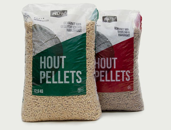 Pellets Pelfin 12,5Kg