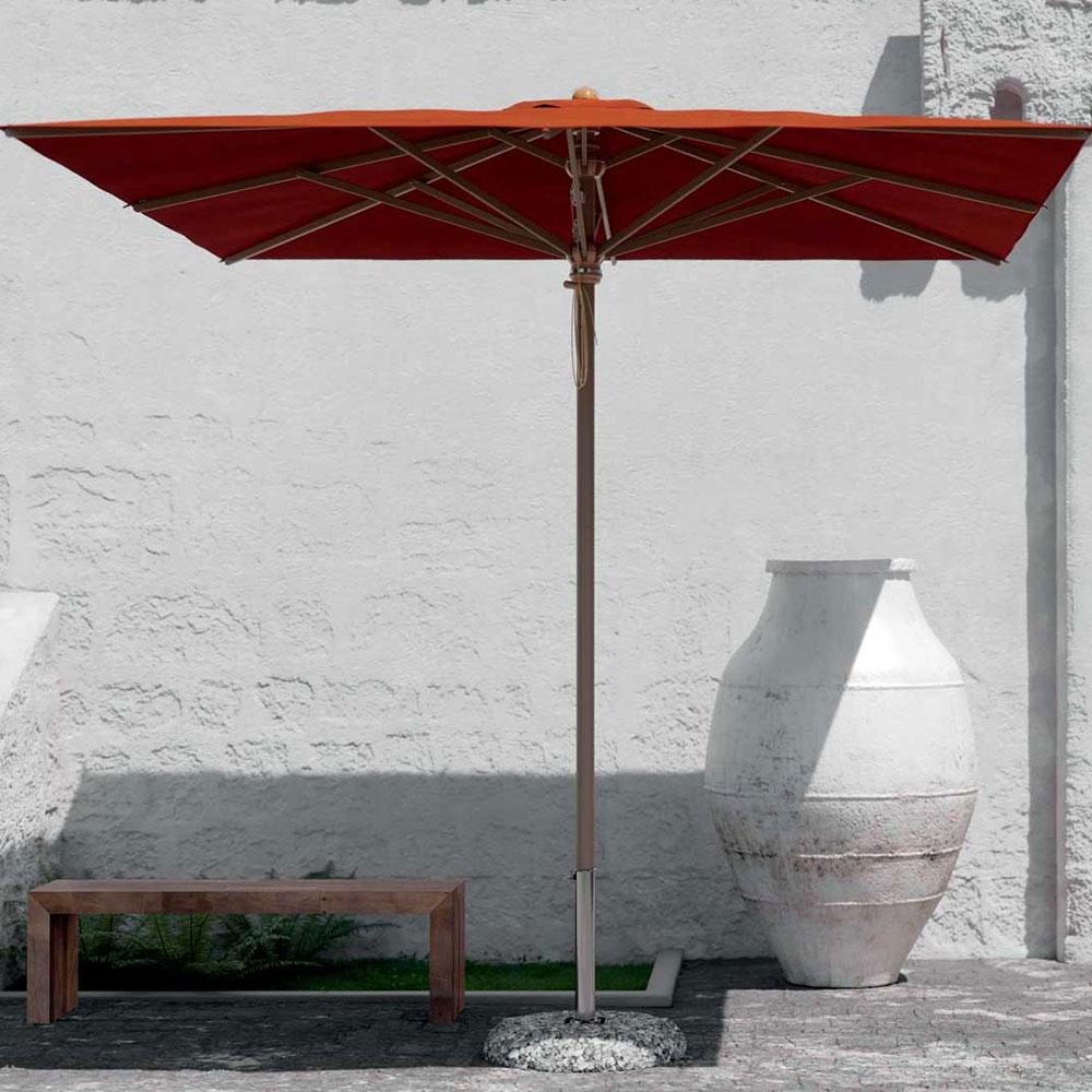 houtstok terras parasol petrarca