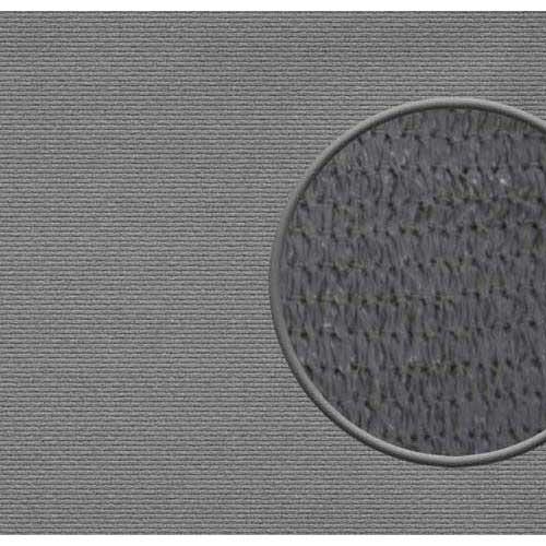schaduwdoek stof hdpe 280 g/m2 antraciet