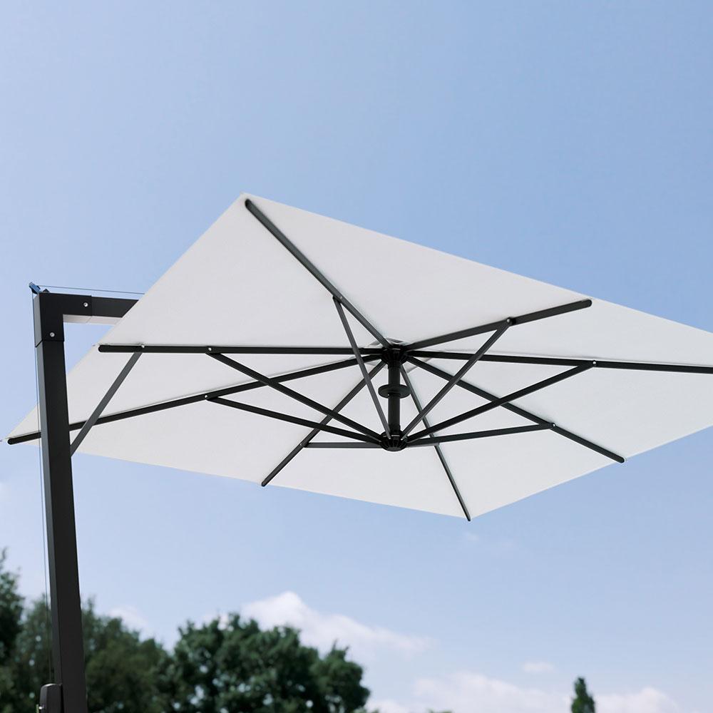 aluminium terras parasol dolomiti