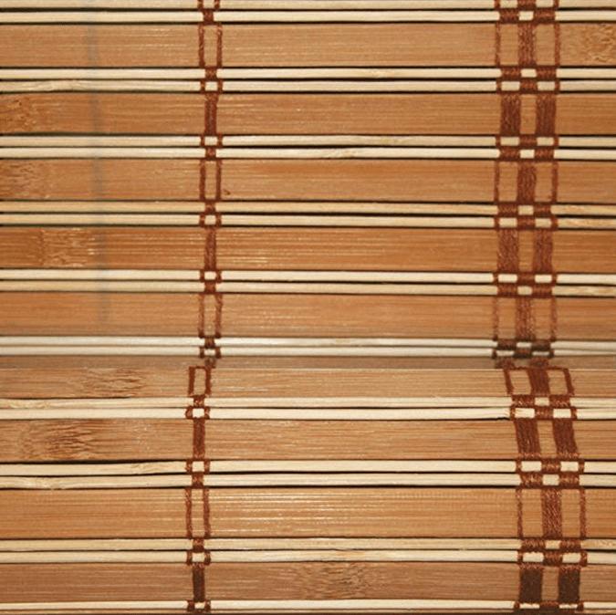 bamboe rolgordijn africa naturel 150 cm