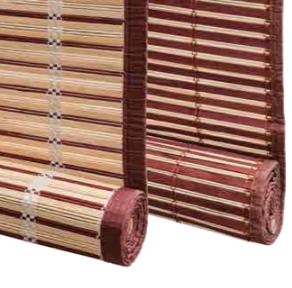 Bamboe rolgordijn Egitto Naturel 180 cm