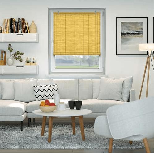 rolgordijn bamboe 110x220 cm sfeer