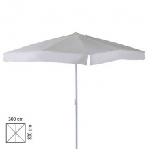 parasol 3x3m vierkant