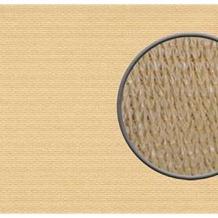 schaduwdoek stof hdpe 280 g/m2 zand