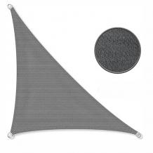 Schaduwdoek 90° 4x5x6,8m 240 g/m2 antraciet