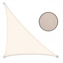 Schaduwdoek 90° 4x5x6,8m 240 g/m2 crème