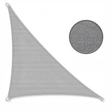 Zonnedoek 3x4x5m 190gr/m²  90° grijs
