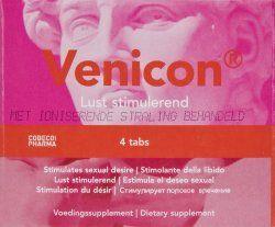 Venicon for women 4caps