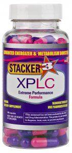 Stacker 3 XPLC  100caps