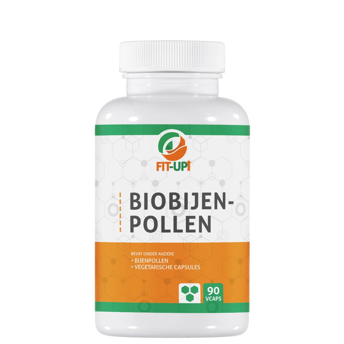 Biobijenpollen 500 mg - 90 capsules