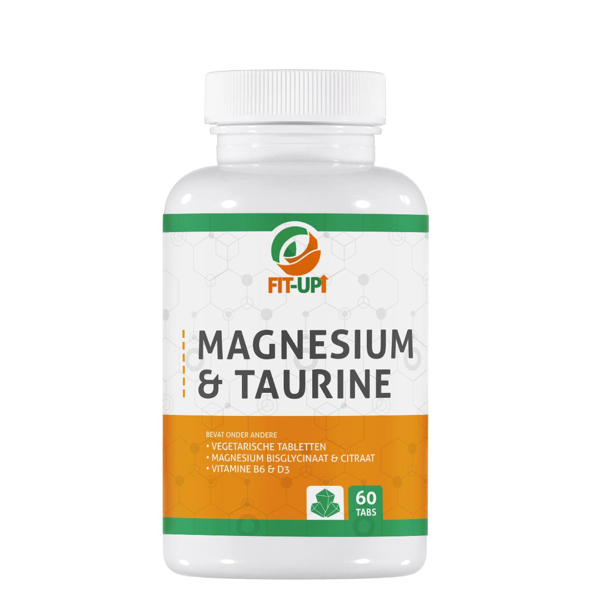 Magnesium & Taurine - 60 Tabletten