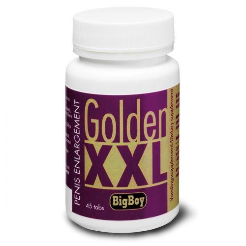 Big Boy Golden XXL - 45 Tabletten