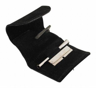 Snuif kit mini | Zilveren delen