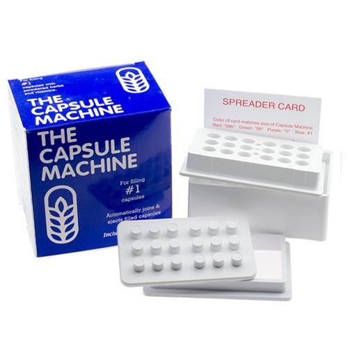 capsuleermachine  ''1'' - Voor 24 capsules