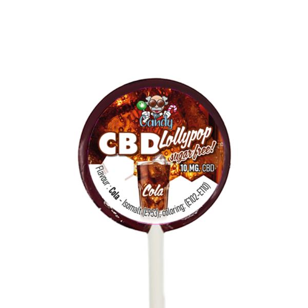 CBD lolly cola