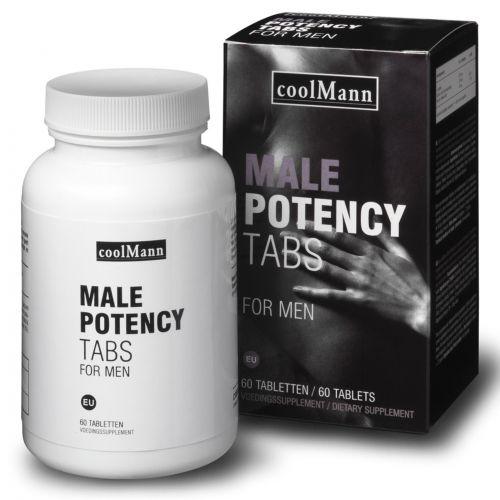 CoolMann Potency Direct - 60 Tabletten
